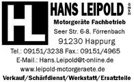Unser Partner - Leipold Motogeräte
