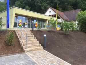 Kindergarten Pommelsbrunn - Schütz Garten- und Landschaftsbau GmbH