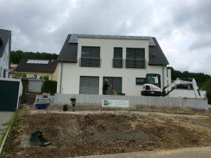 Neuanlage Kämmer - Schütz Garten- und Landschaftsbau GmbH