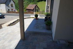 Neugestaltung Bachmüller - Schütz Garten- und Landschaftsbau GmbH
