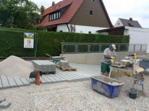 Wohnanlage Hussein - Schütz Garten- und Landschaftsbau GmbH